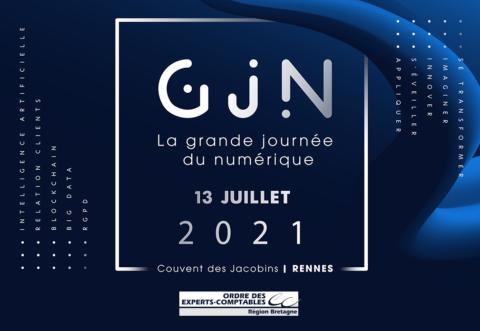GJN – 2ème édition – le 13 juillet 2021