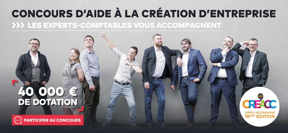 Teasing concours cré'acc 2020